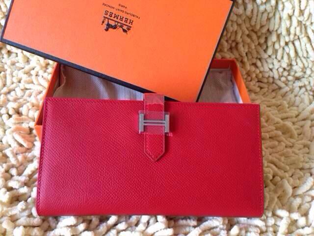 Hermes Bearn Wallet Epsom Leather