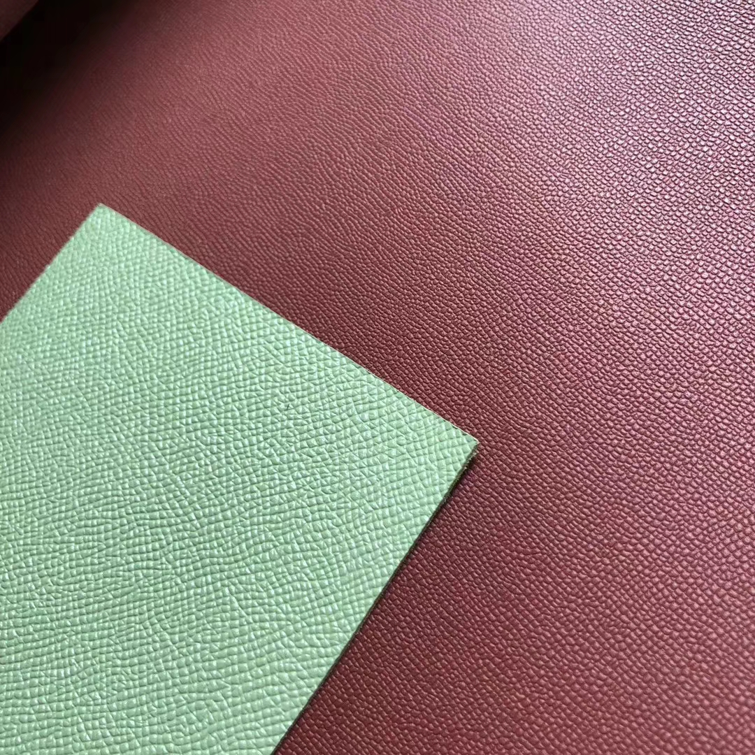Customize Hermes Bags New CK55 Rouge H Graine Monsieur Leather