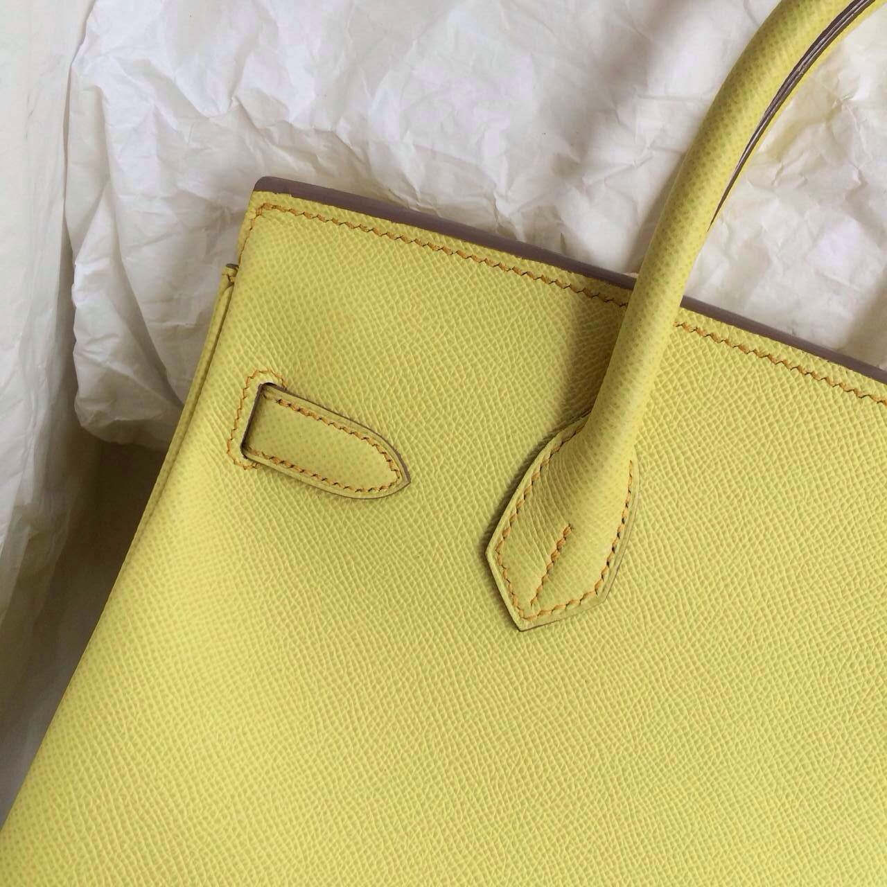 Hermes Birkin handbags 35cm gold hardware