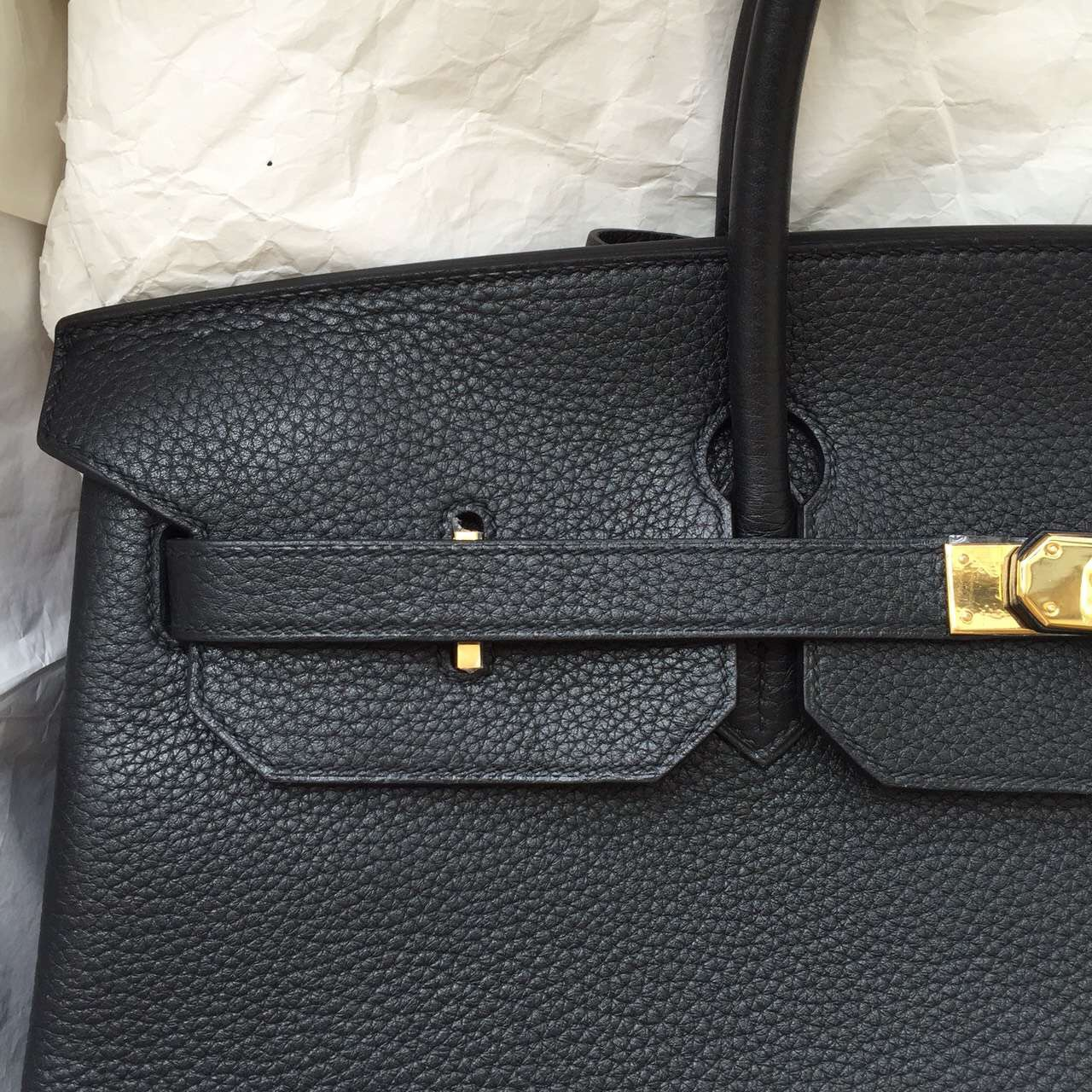 Hermes Birkin 40 black for sale at best price