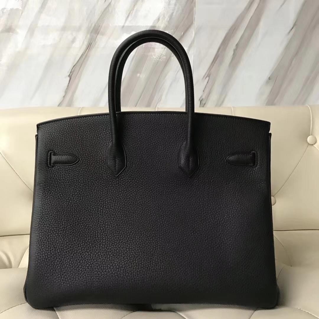 Hermes Birkin 35 Price Black Togo Silver Hardware